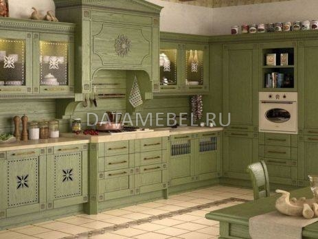 кухня флореале верде 4