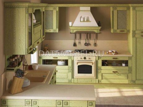 кухня флореале верде 5