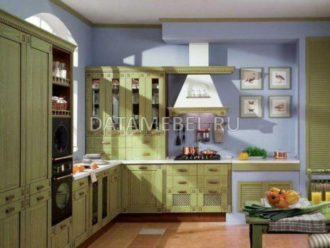кухня флореале верде 6