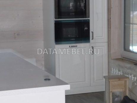 белая кухня с островом 3