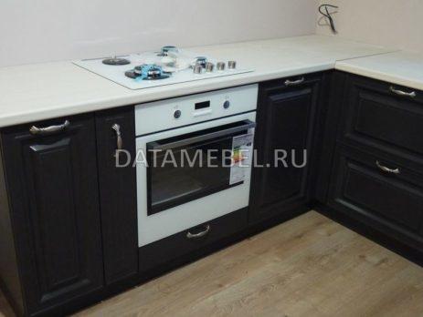 бело-коричневая кухня 2