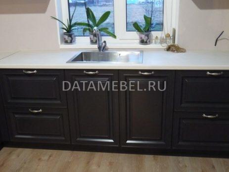 бело-коричневая кухня 3