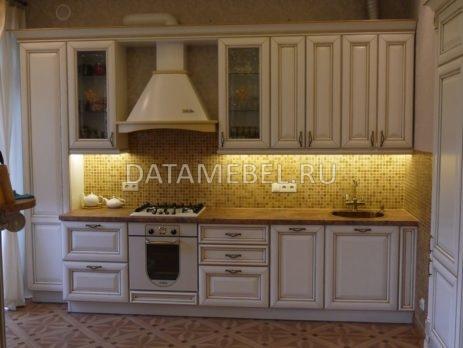 кухня с фасадами Монтебьянко 1