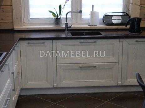 кухонный гарнитур Кватро белый 4
