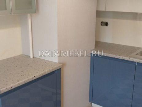 бело синяя кухня 2