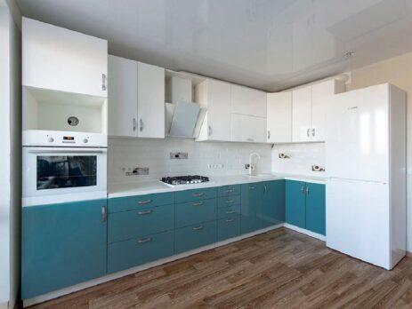 кухни глянцевый пластик 108