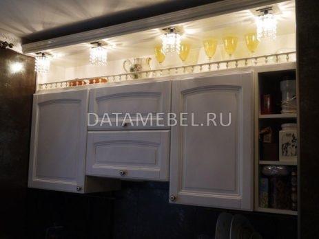 кухня белая эмаль 4