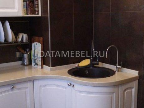 кухня белая эмаль 6