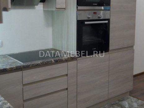 кухня с фасадами Сангалло Серый жемчуг 5