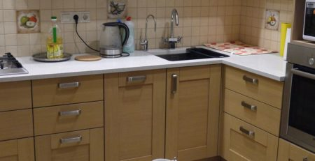кухонный гарнитур Кортина 1