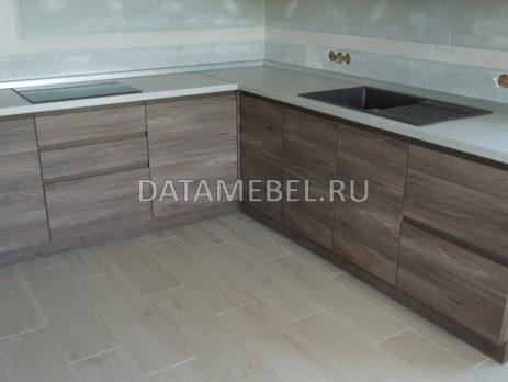угловая кухня Сангалло орех 6