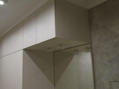 встроенный шкаф в прихожую 1