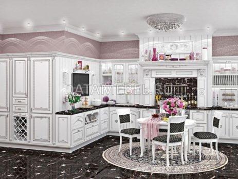 кухня афина аргенто 2