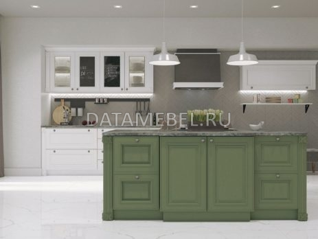 кухня Лугано 4