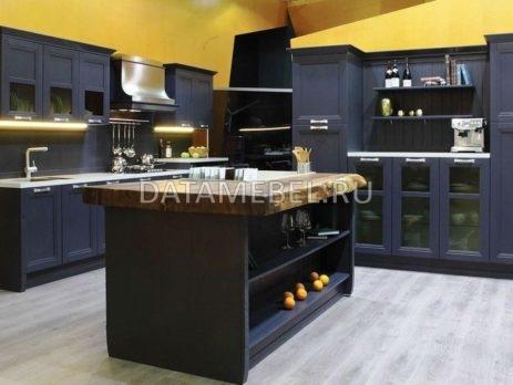 кухня Манчестер серый жемчуг 2