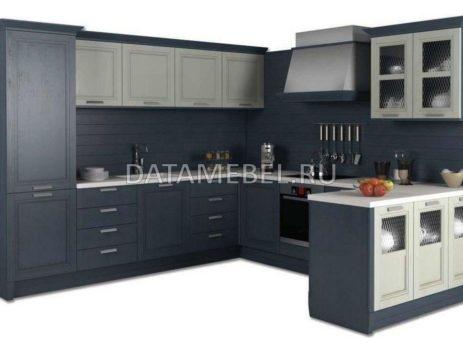 кухня Манчестер серый жемчуг 3