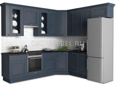 кухня Манчестер серый жемчуг 5