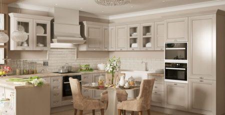 кухня Манчестер лен 1