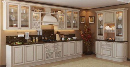 кухня Мела декапе 1