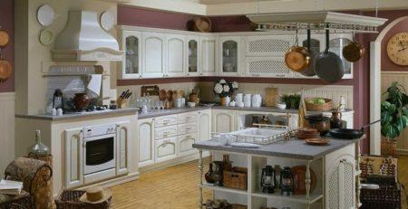 кухня Роза Декапе 1
