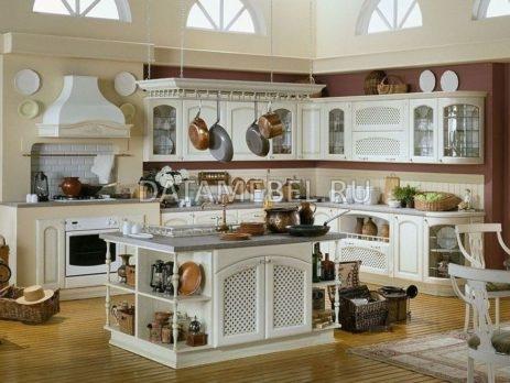 кухня Роза Декапе 2