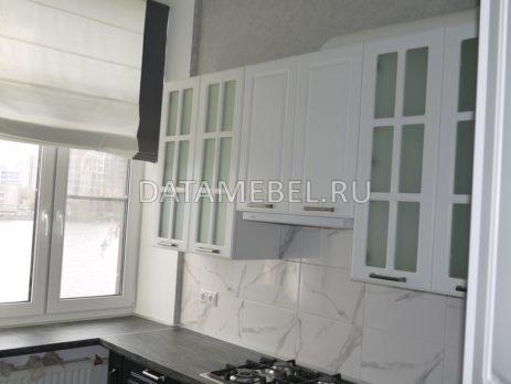черно белая кухня 2