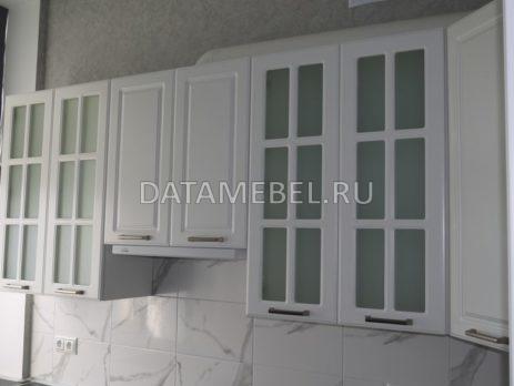 черно белая кухня 3