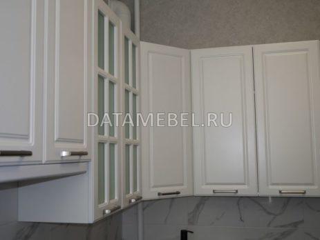черно белая кухня 4