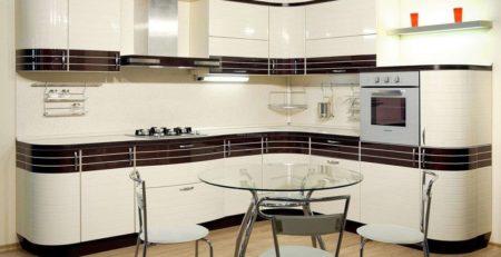 комбинированные кухни 1