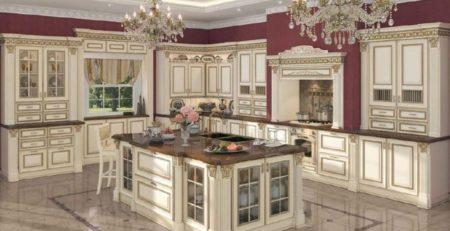 кухня Нике Аворио 1