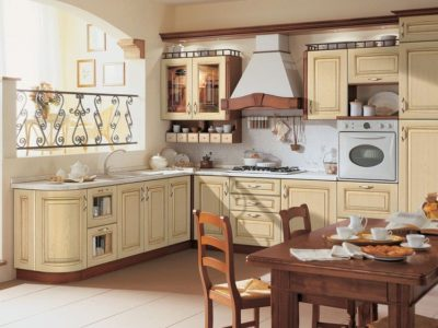 кухня Позитано 1