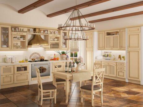 кухня Позитано 7