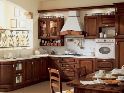 кухня Сорренто 1