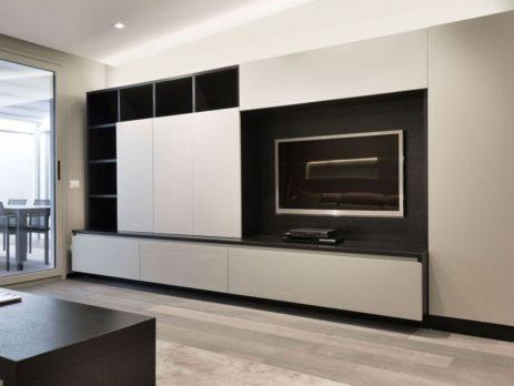 современные гостиные стенки 1