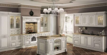 кухня Фламиния 1