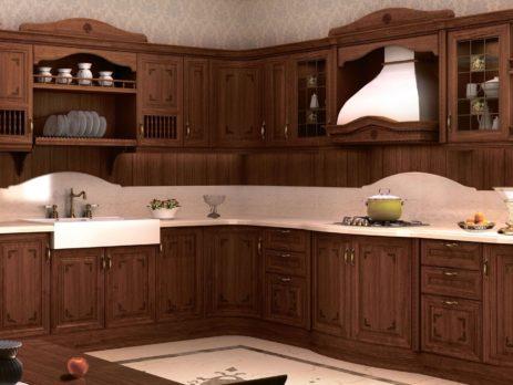 кухня Магнолия 2