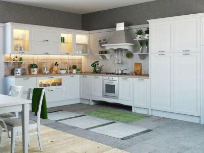 кухня Порто Бьянко 1
