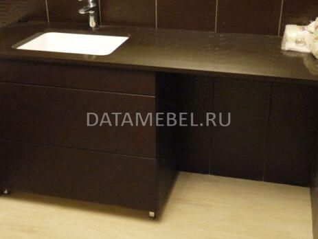 мебель для ванной на заказ 1
