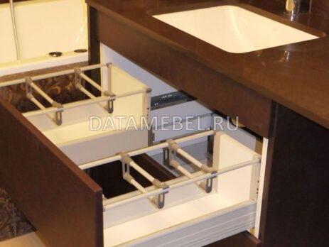 мебель для ванной на заказ 5