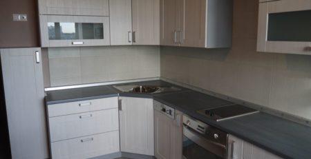 угловая мдф кухня 1