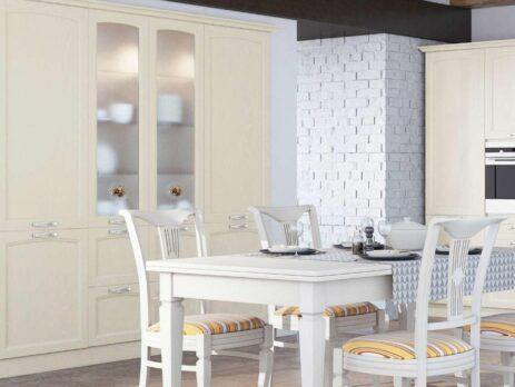 Кухня Амальфи бежевая 3