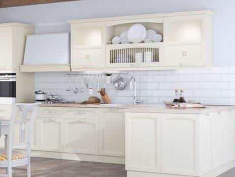 Кухня Амальфи бежевая 4