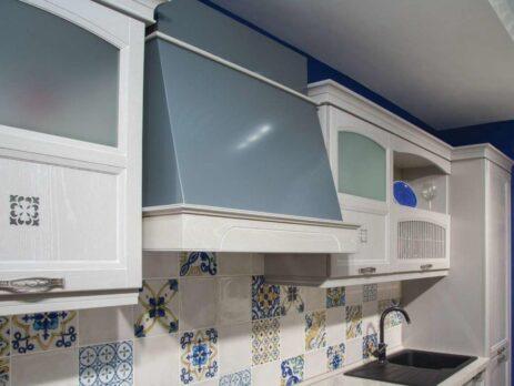 Кухня Амальфи серая 2