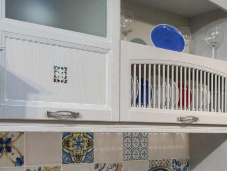 Кухня Амальфи серая 3
