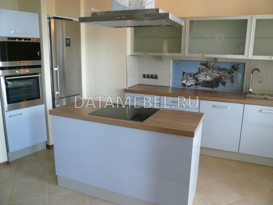 кухня с островом на заказ 19