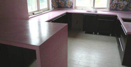 п образная кухня 11