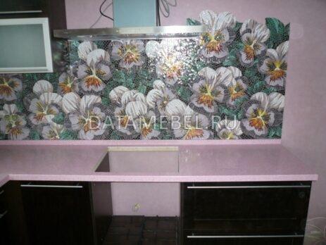 п образная кухня 13