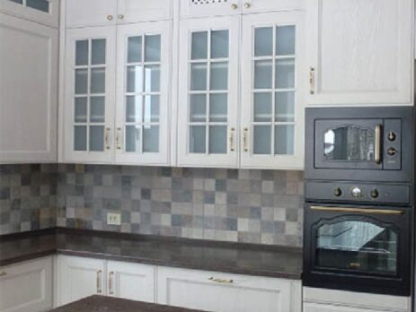 кухня Милан из массива дуба 27