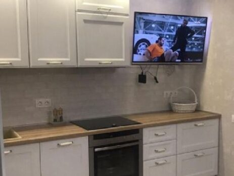 кухня Милан из массива дуба 29
