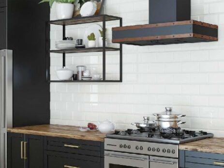 мебель для кухни лофт 13